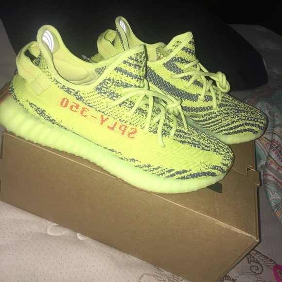 adidas Shoes   Yeezy Boost 350v2 Yebra